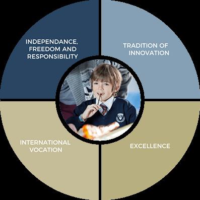 Gráfico Modelo Educativo